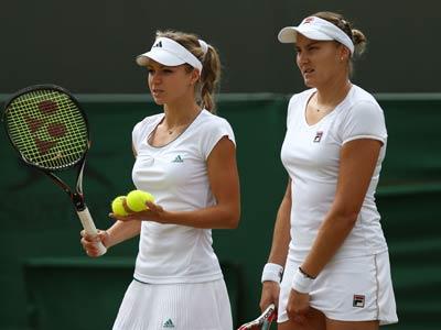 Лондон-2012. Теннис. Кириленко и Петрова