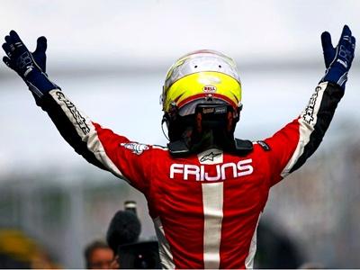 Представляем чемпионов GP2, GP3, WSR и AutoGP