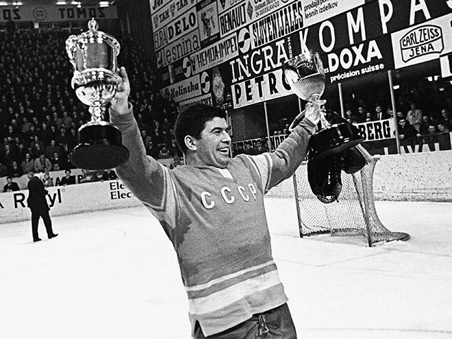 Всё золото нашего хоккея. Чемпионат мира – 1966