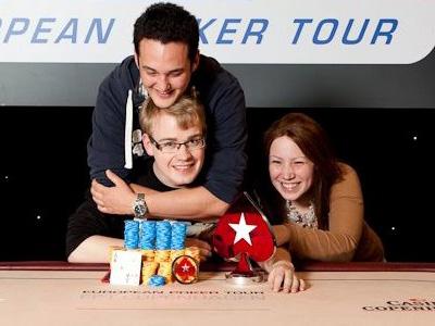 Микки Петерсен выиграл Главный турнир EPT в Копенгагене