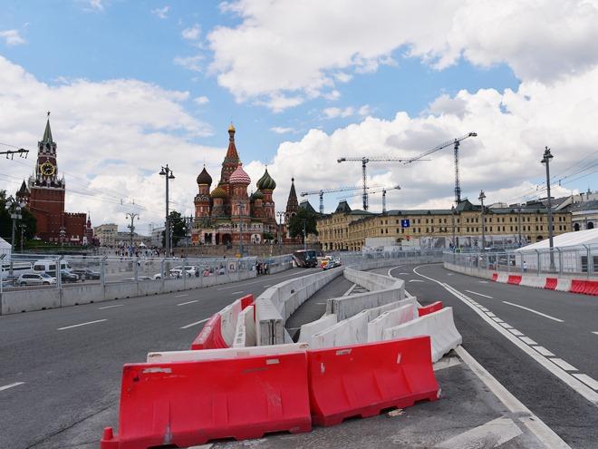 Архитектор — об уличной трассе Формулы-Е в Москве