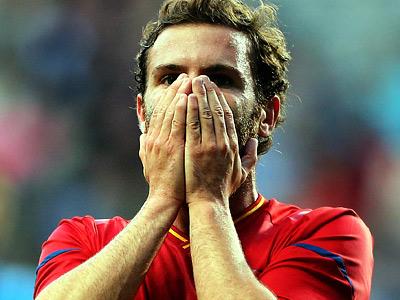 Лондон-2012. Футбол. Хуан Мата