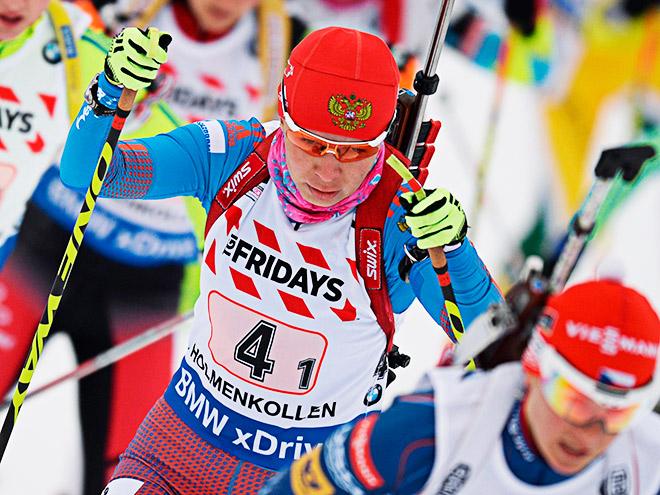 2016 - биатлон. Чемпионат мира. Россия седьмая в смешанной эстафете