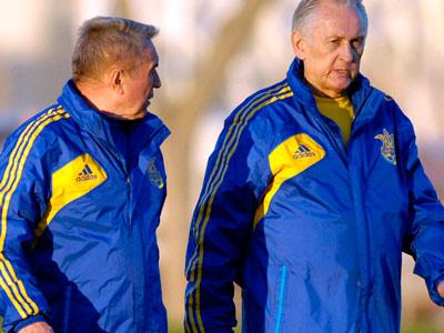Сегодня товарищеский матч Украина – Норвегия