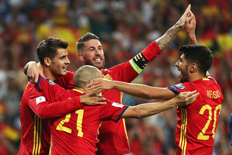 15 номер сборной испании по футболу