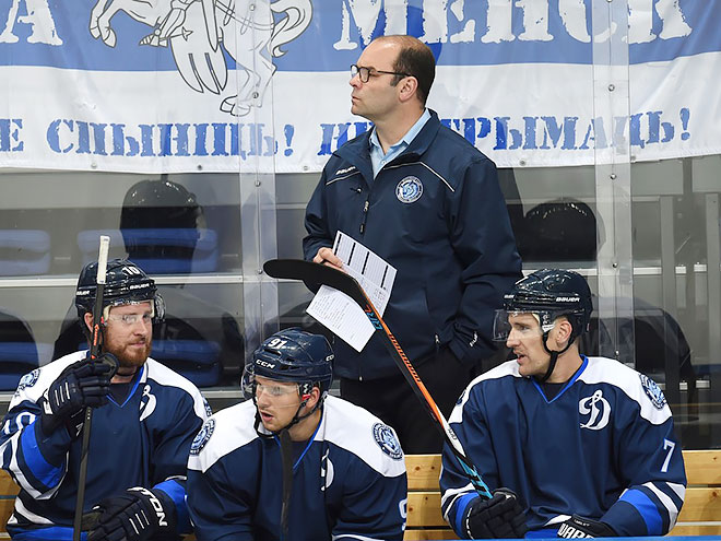 КХЛ. «Динамо» (Минск). Чего ждать в сезоне-2016/17?