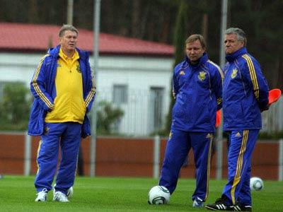 Экс-игрок сборной Украины - о перспективах команды на Евро-2012