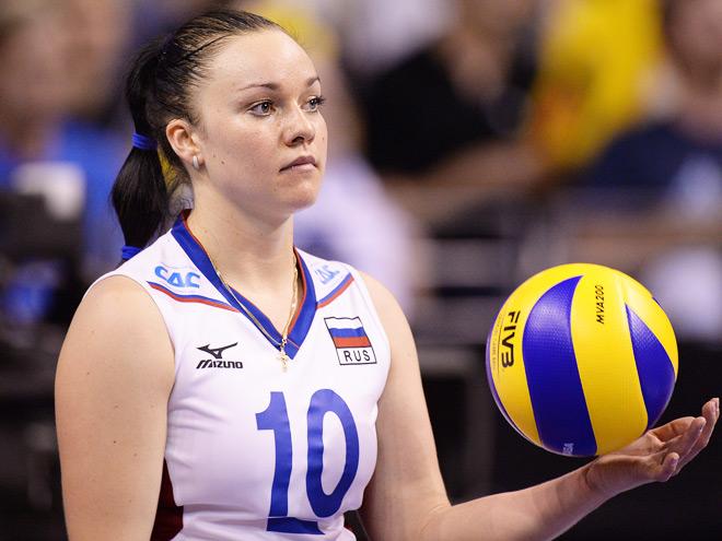 """Волейбол. """"Воллей Мастерс"""". Россия – Китай – 2:3"""