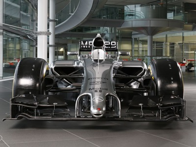 "Формула-1. ""Макларен"" показал болид на сезон-2014"