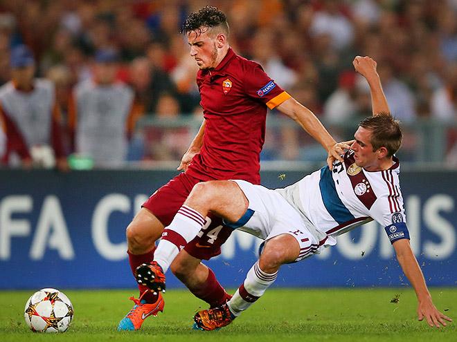 «Рома» попытается взять реванш у «Баварии»