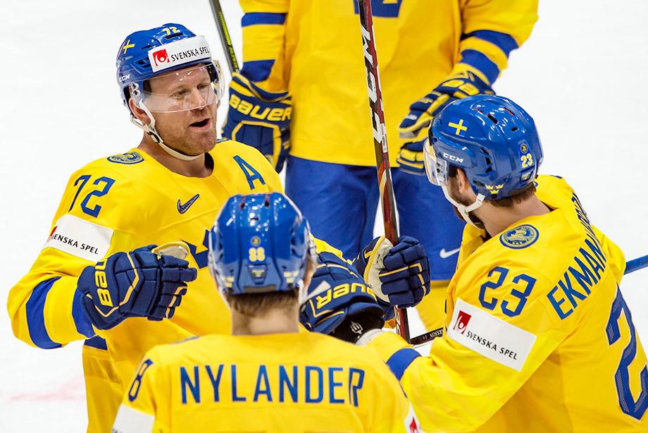 Швеция — Австрия. Прогноз на матч чемпионата мира