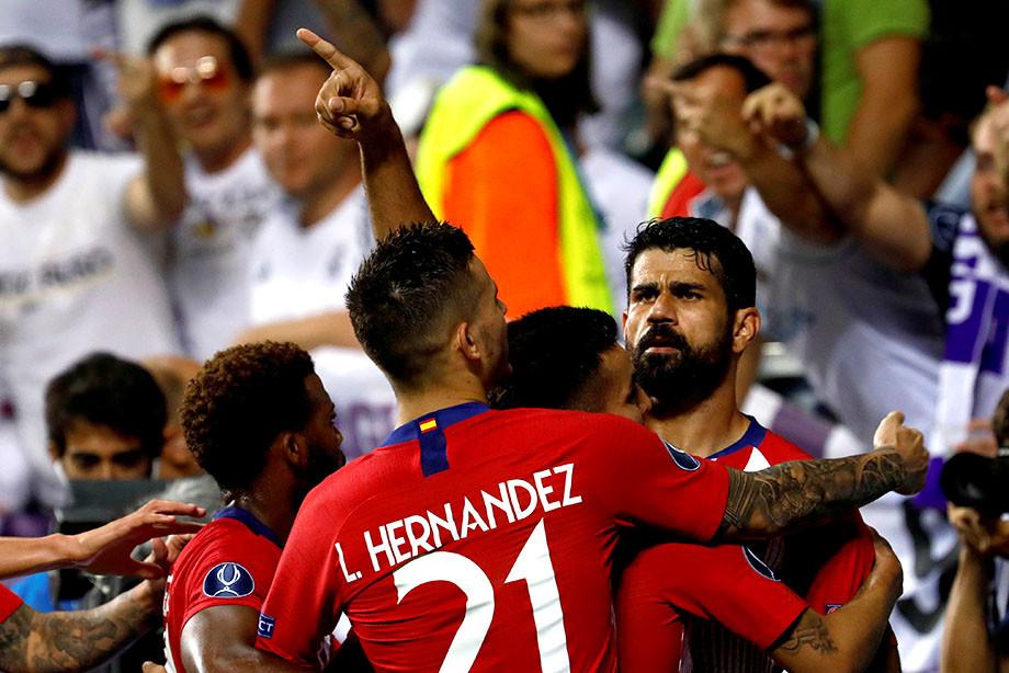 Плохо без Роналду и Зидана. Как «Реал» проиграл Суперкубок Диего Косте