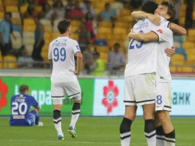 «Скендербеу» - «Черноморец» - 1:0, по пен.6:7