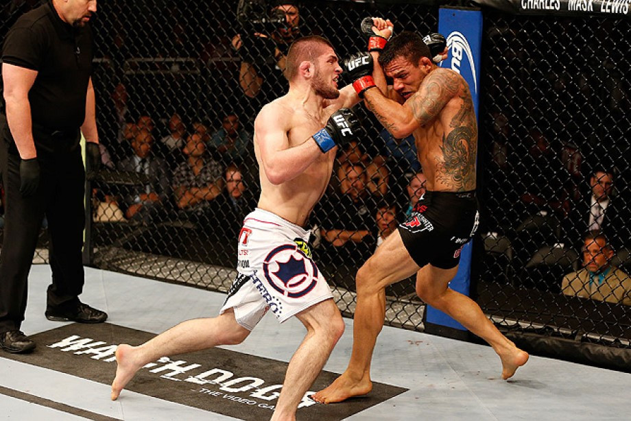 Боф Рафаэл дос Аньос — Кевин Ли на UFC Fight Night 152, 18 мая