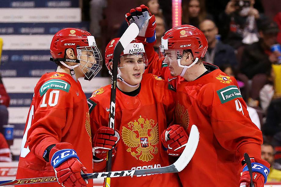 Круче, чем оливье. 5 причин смотреть матч Россия – Канада на Новый год