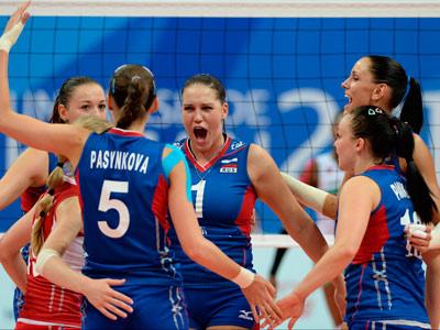 Сборная России — чемпион Универсиады