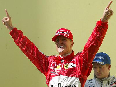 Машина времени: Гран-при Австрии-2003