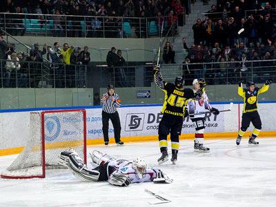 Семь матчей чемпионата ВХЛ