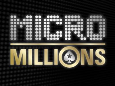 PokerStars анонсировал гарантию на MicroMillions II $ 5 000 000