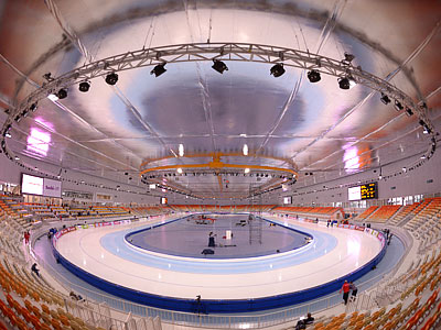 В Сочи стартует ЧМ по конькобежному спорту