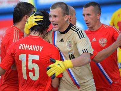Россия – Испания – 3:2