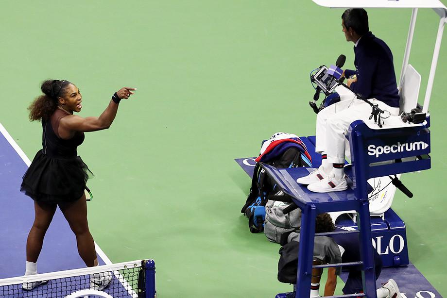 10 лучших видео года о теннисе. Серена затмила всех, даже чемпионку