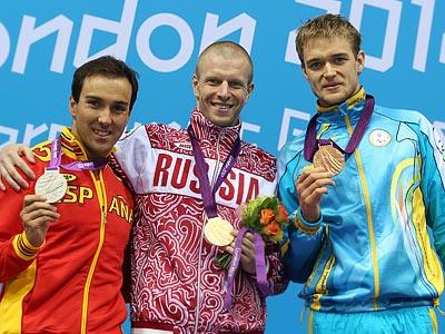 Сергей Пунько (в центре)