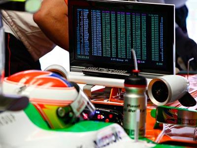 Хронометр: Гран-при Китая