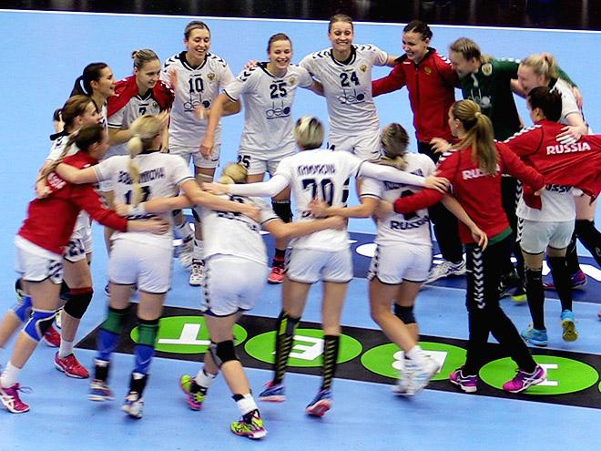 Гандбол. Чемпионат мира. Россия - Корея – 30:25