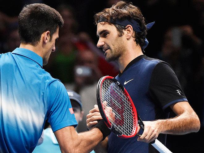 Обзор мужской сетки Australian Open