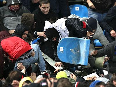 «Спартак» проведёт два матча без зрителей