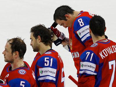Александр Рожков – о проблемах российского хоккея