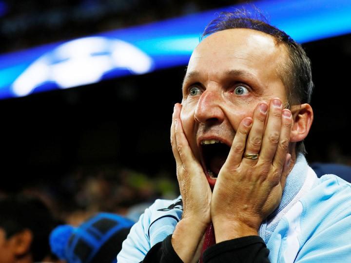 Лига чемпионов. «Бавария»— «Арсенал» 5:1. По обыкновенному сценарию