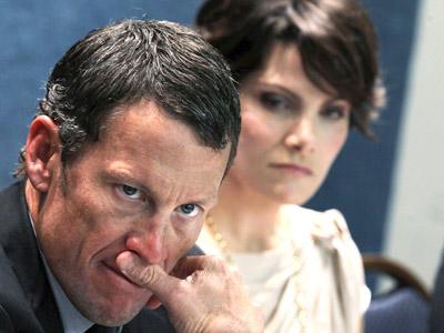 Честность Армстронга вновь под вопросом