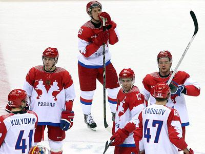 5 причин провала сборной России