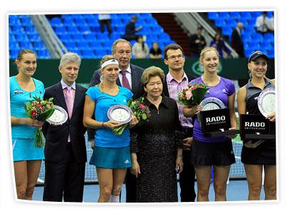 Мгновения турнира Кубок Кремля-2012