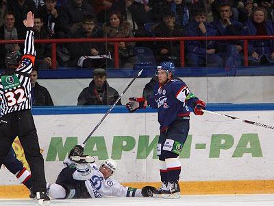Белов: хороший защитник незаметен на льду