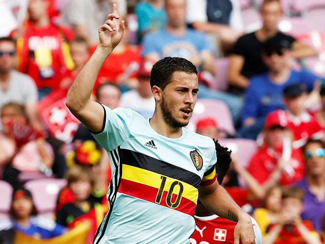 Сборная Бельгии разгромила Боснию 4:0 вматче отборочного турнираЧМ