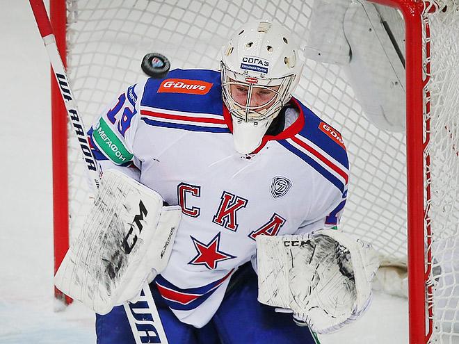 Коскинен и Тихонов – о СКА и плей-офф КХЛ