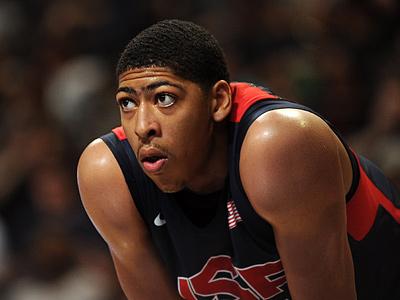 НБА. Этони Дэвис