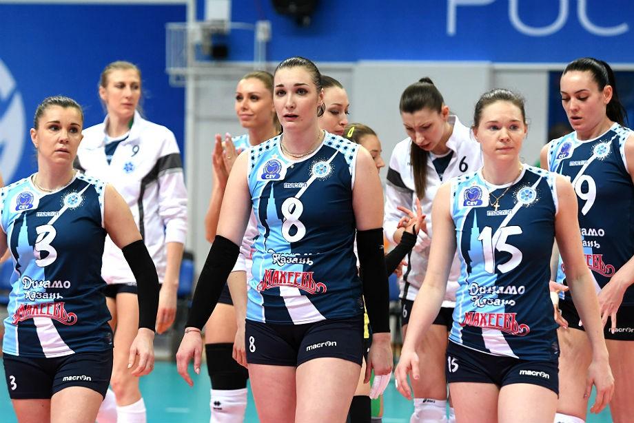 Новосибирские волейболисты уступили итальянской «Перудже»