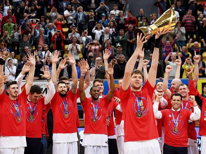 ЦСКА обыграл «Химки» в третьем матче финала Единой лиги