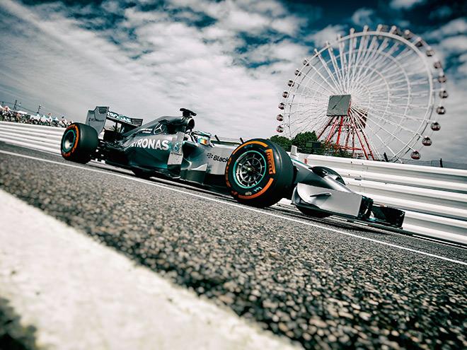 Анализ тренировок Гран-при Японии Формулы-1
