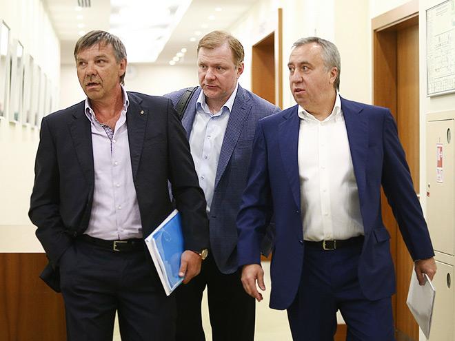 В Москве прошёл исполком ФХР