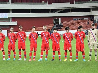 Молодёжная сборная России снова не смогла победить