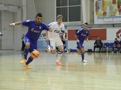16-й тур мини-футбольной Суперлиги
