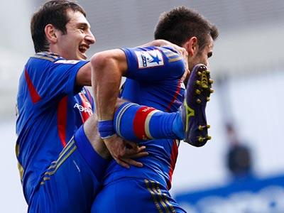 Алан Дзагоев и Зоран Тошич готовы к встрече с АИКом