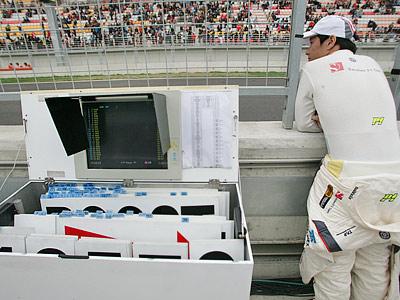 Хронометр: Гран-при Кореи
