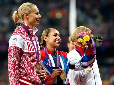 Лондон-2012. Лёгкая атлетика