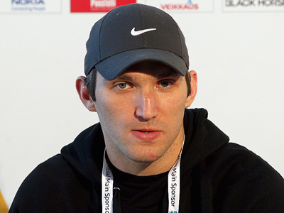 Александр Овечкин – о багаже, перелёте и сборной